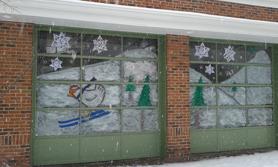 Jbo locally grown for Window wonderland